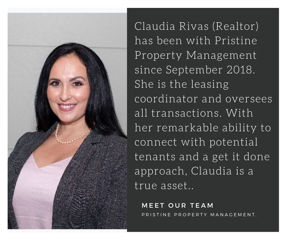 Meet Our Team: Claudia Rivas