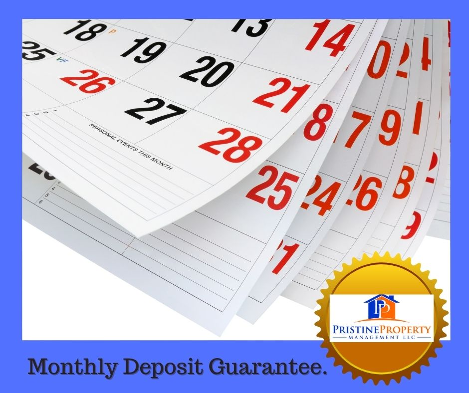 Monthly Deposit Guarantee....